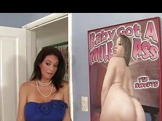 Busty MILF Rides Her Stepson s Big Dick