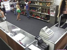 Fucking Your Girl In My Pawnshop