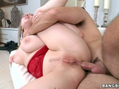 Painal anal for delicious PAWG Vicky Vixen