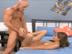Jenna Haze Licks Her Toes While Getting Pumped