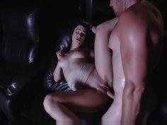 ExxxtraSmall - Hot Teen Fucks Stepbro In Movie Theatre
