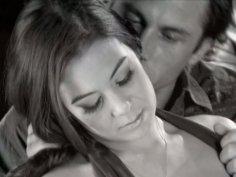 Beautiful and horny brunette Ryder Skye gets sensual cunnilingus
