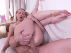 Hardcore Anal Sex action featuring lusty Olivia Kiss